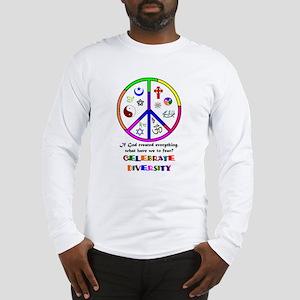 Embrace Creation Long Sleeve T-Shirt