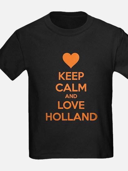 Keep calm and love Holland T