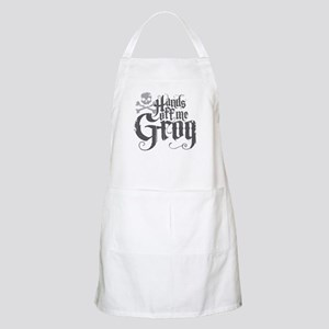 Hands Off Me Grog Apron