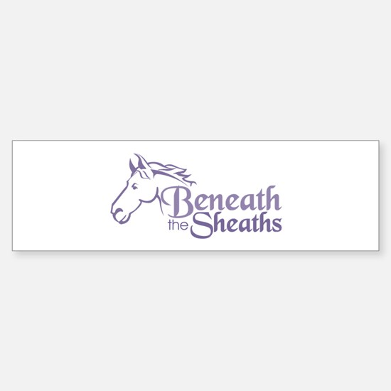 Beneath the Sheaths Sticker (Bumper 10 pk)
