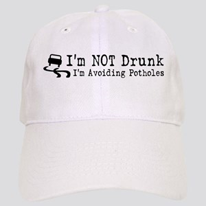 Drunk Potholes Cap