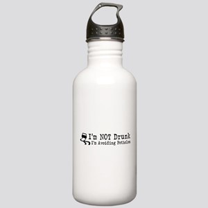 Drunk Potholes Stainless Water Bottle 1.0L