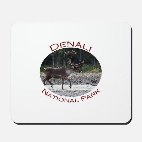 Denali National Park...Caribou Walking Mousepad