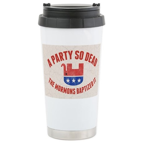 RIP GOP Stainless Steel Travel Mug