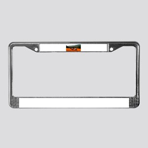 Appaloosas License Plate Frame