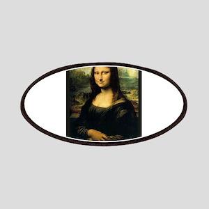 Mona Lisa by Leonardo Da Vinci Patches