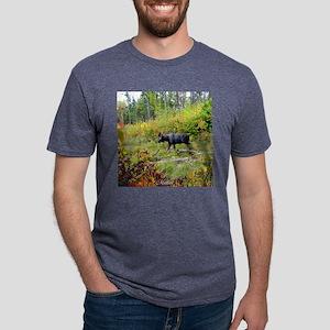 11x11_pillow Mens Tri-blend T-Shirt