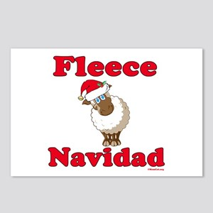 Fleece Navidad Postcards (Package of 8)
