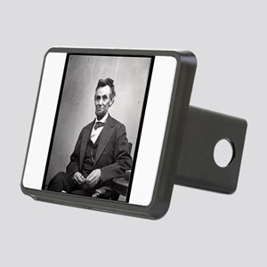 Abraham Lincoln Rectangular Hitch Cover