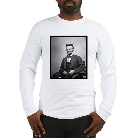 Abraham Lincoln Long Sleeve T-Shirt
