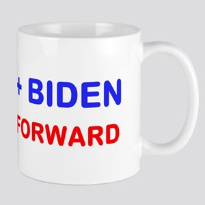 OBAMA + BIDEN = MOVING FORWARD Mug