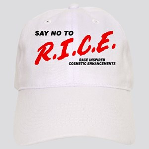 Say No To Rice Cap