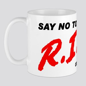 Say No To Rice Mug