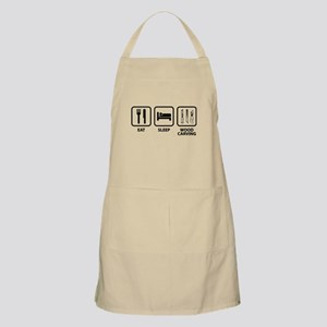 Eat Sleep Wood Carving Apron