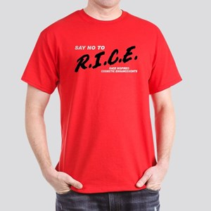 Say No To Rice Dark T-Shirt