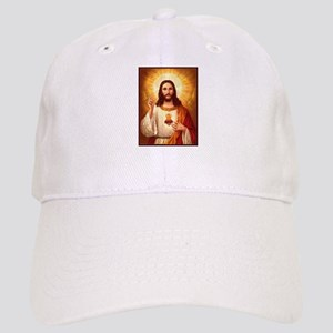 Sacred Heart of Jesus Cap