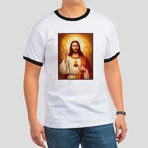 Sacred Heart of Jesus Ringer T