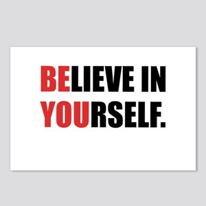 Believe in Yourself Postcards (Package of 8)