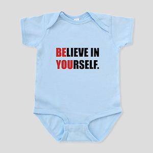 Believe in Yourself Infant Bodysuit