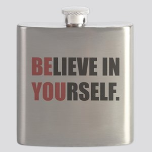 Believe in Yourself Flask