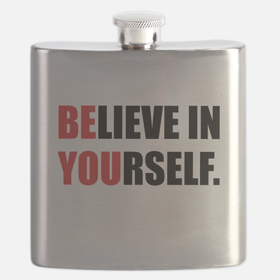 Believe in Yourself Flask