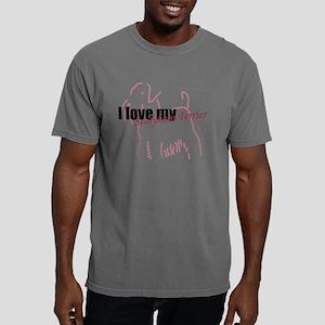 SealyhamLoveRed01 Mens Comfort Colors Shirt