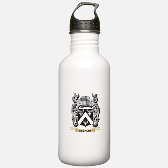 Buckley Family Crest - Water Bottle