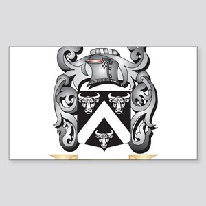 Buckley Family Crest - Buckley Coat of Arm Sticker