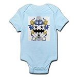 Stoddart Coat of Arms Infant Creeper