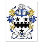 Stoddart Coat of Arms Small Poster