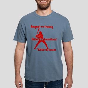 VALUE BASEBALL Mens Comfort Colors Shirt