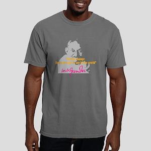 gandhiA2 Mens Comfort Colors Shirt