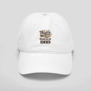 American Bulldog Dad Cap