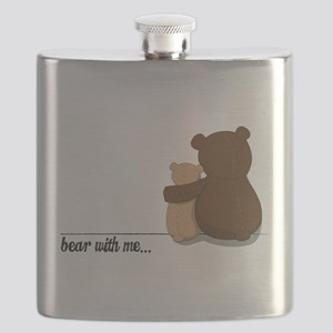 Bear with Me Design Flask