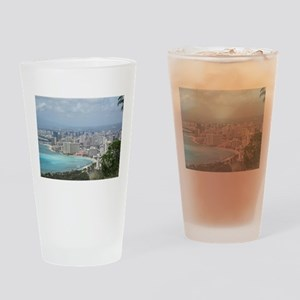 Hawaii Dream Drinking Glass