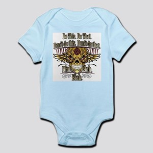 Do this Do that Infant Bodysuit