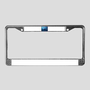 Great White Shark License Plate Frame