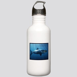Great White Shark Stainless Water Bottle 1.0L