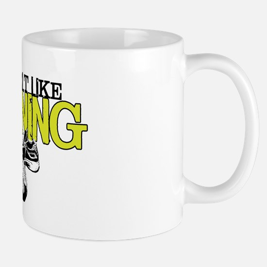 Felt Like Running Mug