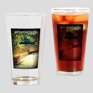 Isaiah 42 Drinking Glass