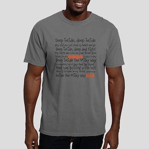 KW DEEP INSIDE Mens Comfort Colors Shirt