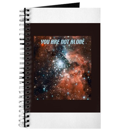 You are not alone in the universe. Journal