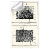 Fingerprint Wall Decals
