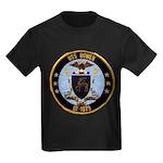USS BOWEN Kids Dark T-Shirt