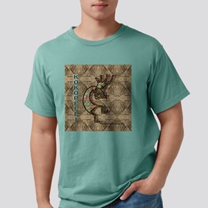 kokopelliTILE1 Mens Comfort Colors Shirt