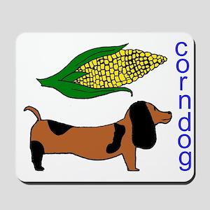 Corn Dog Mousepad