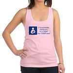 Breastfeeding Racerback Tank Top