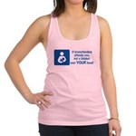 Breastfeeding Racerback Tank Top