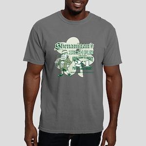 SHENANIGANS LIGHT SHIRT. Mens Comfort Colors Shirt