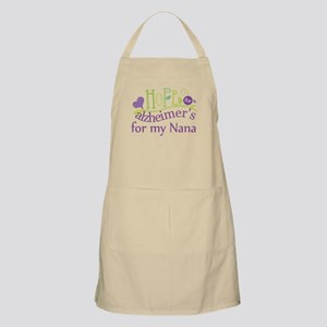 Alzheimers Hope For Nana Apron